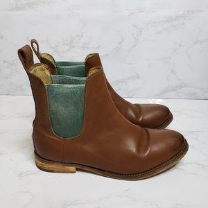 Free People Faryl Robin Leather Janice Boots